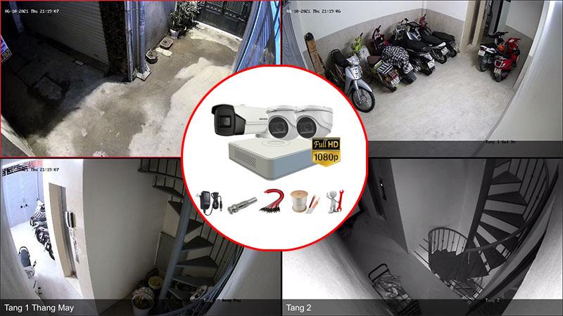 Camera giám sát hà nội