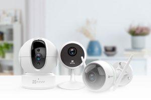 Các loại camera Wifi tốt nhất hiện nay | Smarttech - Lắp camera trọn gói