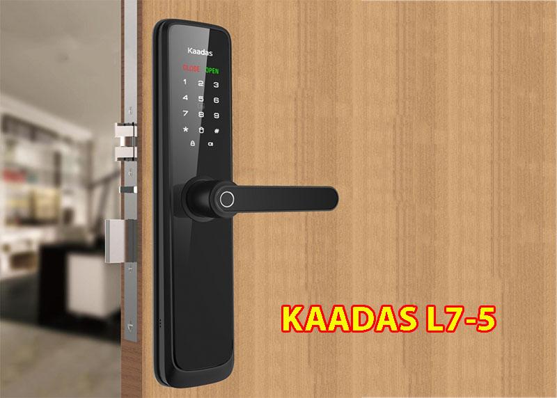 Khóa cửa vân tay Kaadas L7