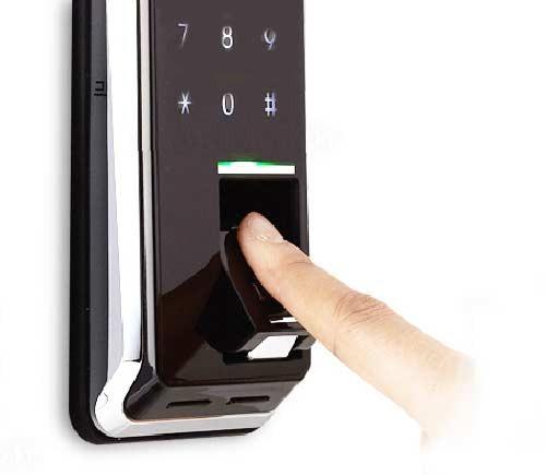 Các loại khóa cửa vân tay được sử dụng phổ biến nhất hiện nay